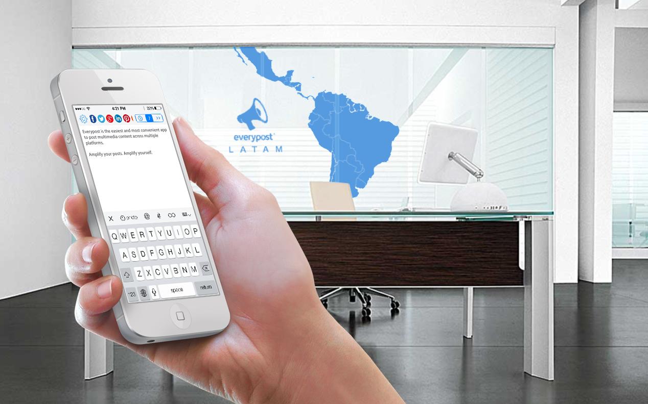 Everypost: Una manera sencilla de gestionar tus redes sociales desde una sola aplicación en Android e iOS