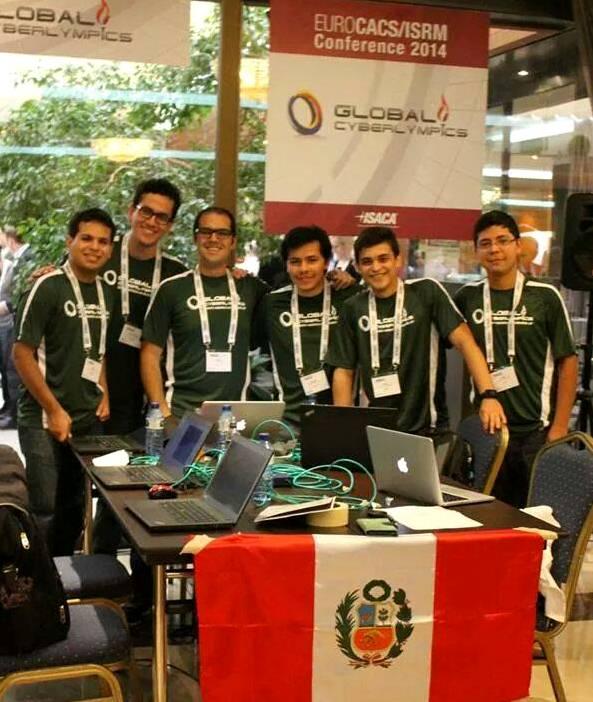Equipo de Ingeniería de Software y de Sistemas de Información de la UPC logra cuarto lugar en competencia mundial CyberLympics