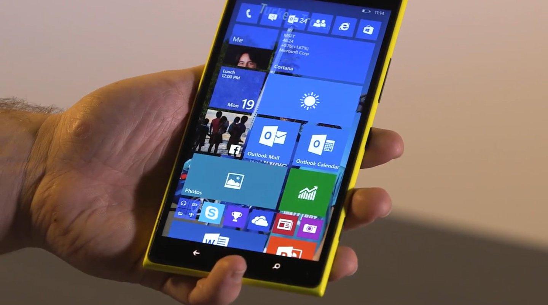 La próxima beta de Windows 10 será compatible con muchos más smartphones