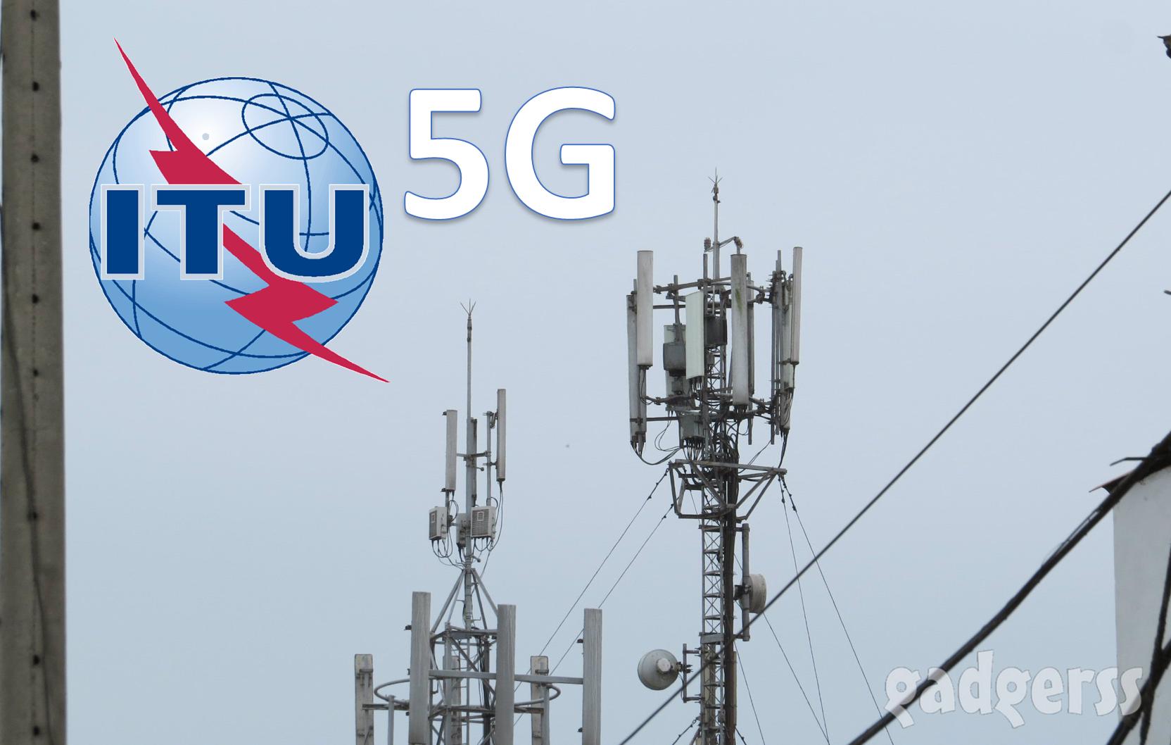 La especificación 5G establece una velocidad de descarga mínima de 100Mbps