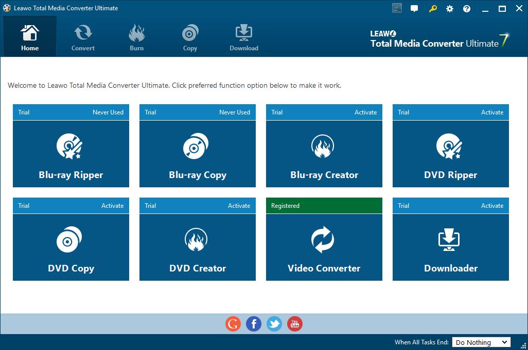 """Reseña y sorteo de licencias de """"Leawo Total Media Converter Ultimate"""". Completa herramienta para editar y convertir video"""