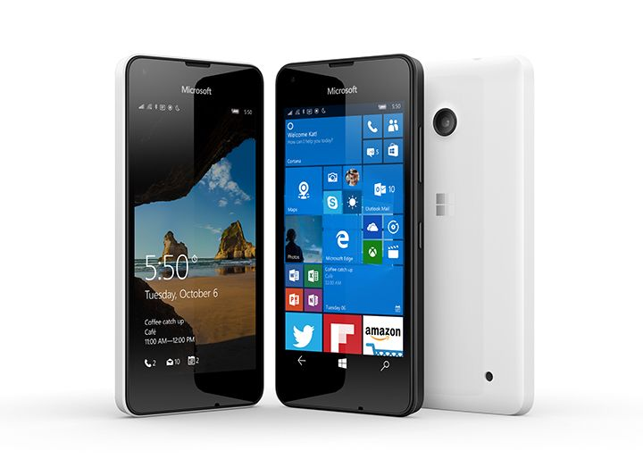 Estos son los únicos smartphones que recibirán la actualización de Windows 10 Creators
