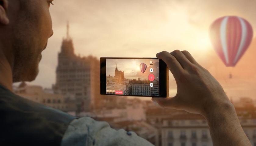 """Cineastas europeos capturan """"Momentos Fugaces"""" con el Xperia Z5 de Sony"""