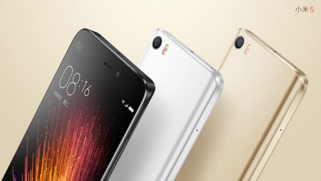 Llévate el Xiaomi Mi5c, Mi5s o Mi5 a un excelente precio con estos cupones para Banggood