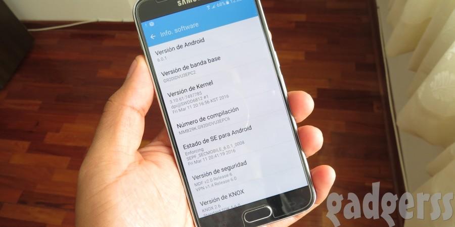 Tutorial: Cómo instalar Android 6.0.1 Marshmallow (oficial) en el Samsung Galaxy S6