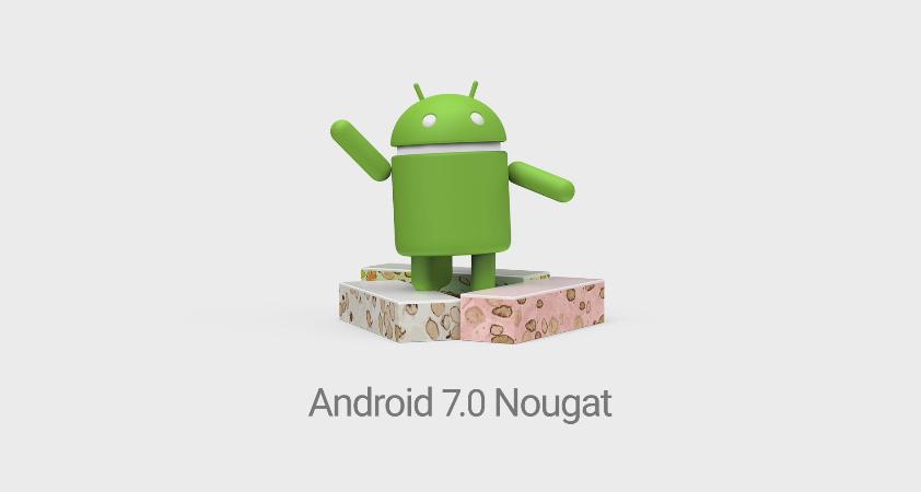 Android N se llamará oficialmente Android Nougat, y será la versión 7.0