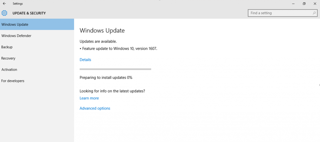 Windows-10-Anniversary-Update_updateInstalling-1024x455