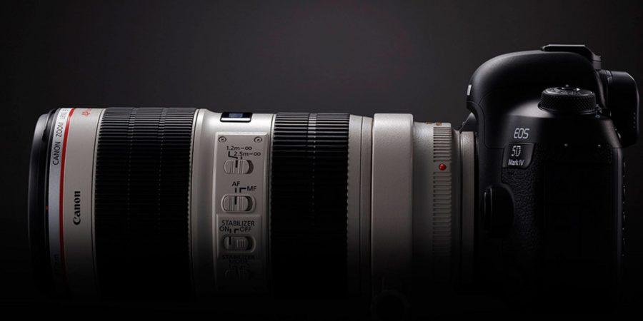 Canon anuncia lanzamiento a nivel mundial de la cámara EOS 5D Mark IV