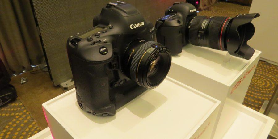 Cámara todo en uno, rápida, imponente y con resolución de 4K Canon presenta la cámara digital profesional EOS-1D X Mark II