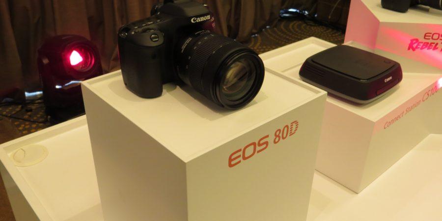 Comparta su pasión por medio de imágenes utilizando la nueva cámara Canon DSLR EOS 80D y el lente EF-S 18-135mm nano USM en Latinoamérica