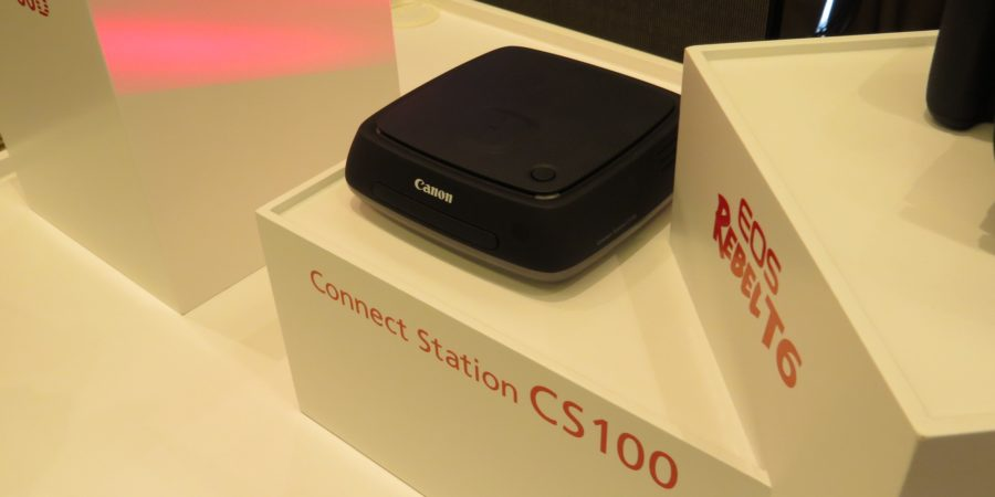 Canon presenta el nuevo Connect Station CS100: La pieza central que vincula sus dispositivos de procesamiento de imágenes Canon