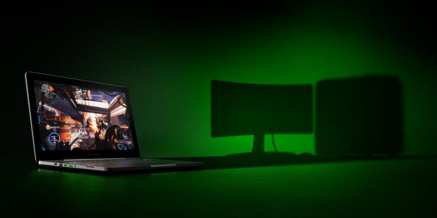 Razer presenta el escritorio para jugar en una laptop:  la nueva Razer Blade Pro Gaming