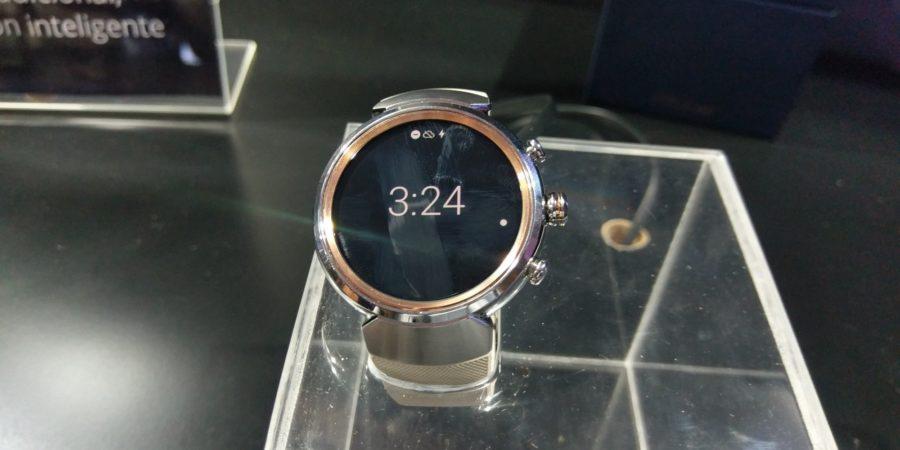 El ASUS Zenwatch 3 llega al Perú con un precio muy atractivo