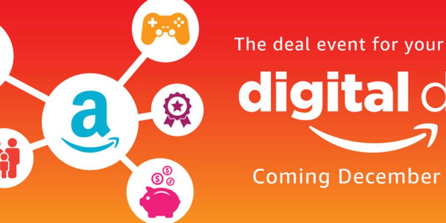 [Amazon] planea una gran venta en linea para este 30 de diciembre con descuentos de hasta el 50%