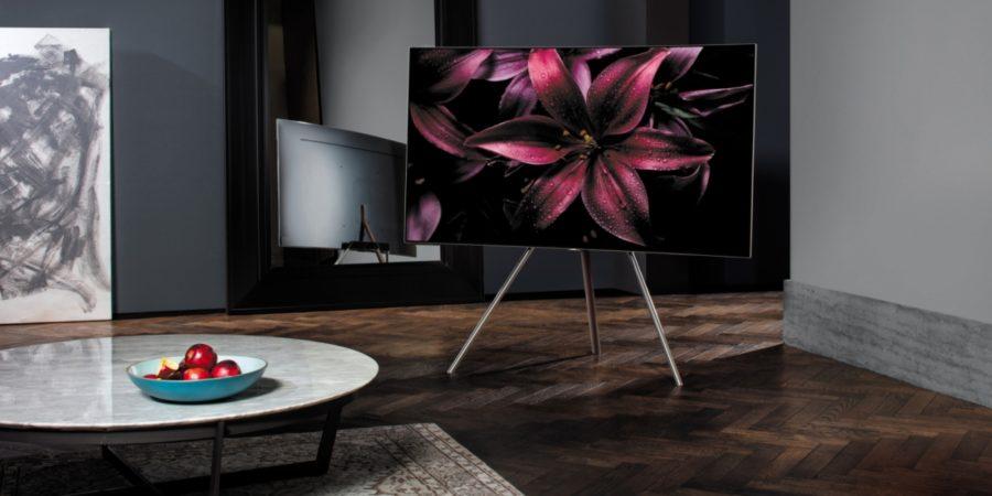Samsung Electronics entra en el nueva Era del Entretenimiento del Hogar con QLED TV en el  CES 2017