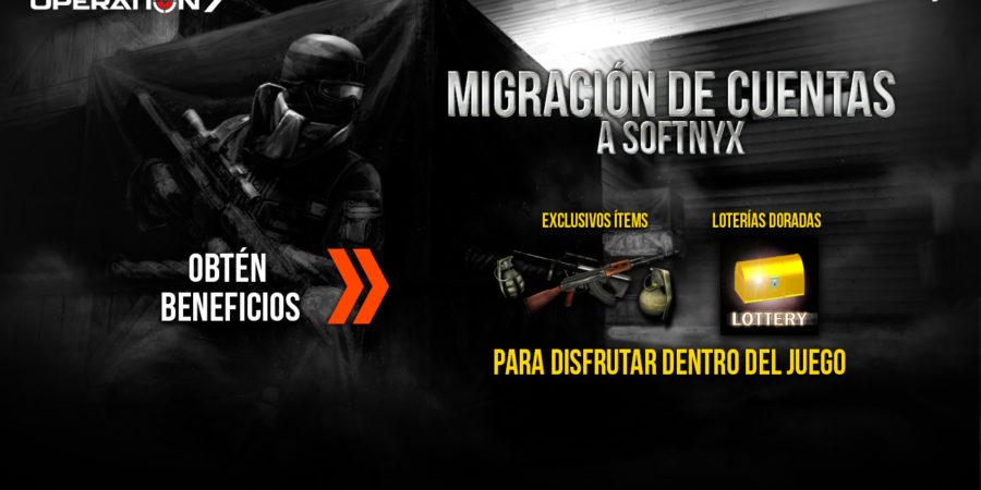 Operation7: Migración de cuentas a Softnyx trae beneficios