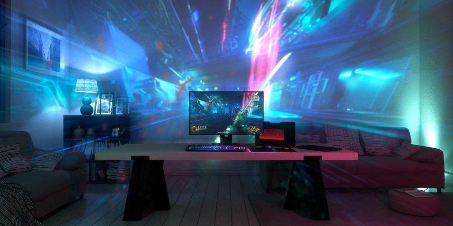 """Razer Chroma adelanta el futuro con """"Project Ariana"""" y anuncia nuevos socios de hardware"""