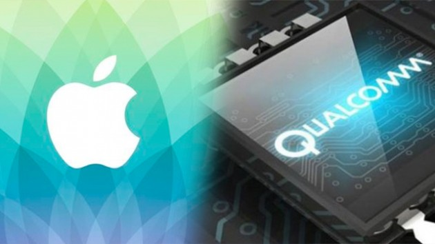 Apple y Qualcoom entran en una gran batalla legal