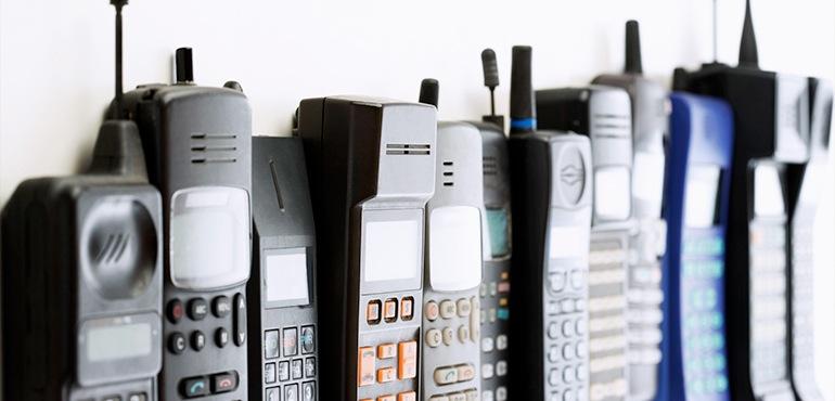 Del 1G al 4G+: Evolución de la Telefonía Móvil
