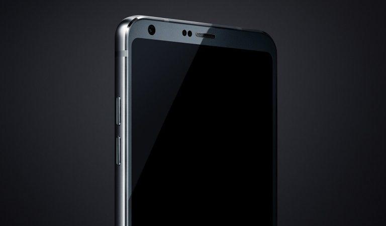 Última imagen filtrada del LG G6 muestra un espectacular diseño metálico