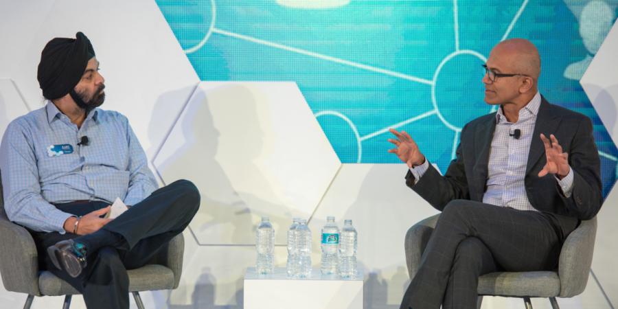 La industria de servicios financieros realiza sus depósitos en la transformación digital