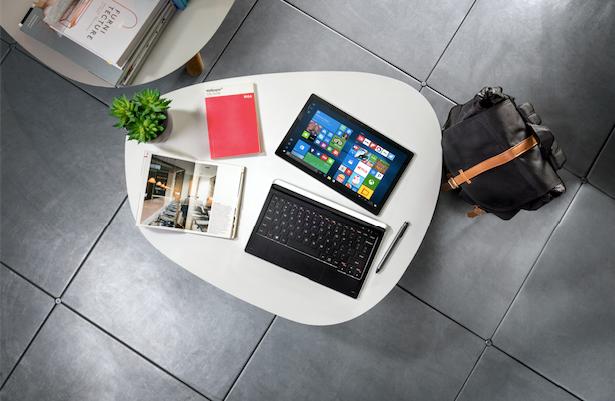 Alcatel presenta PLUS 12, un dispositivo 2 en 1 conectado a 4G líder en el mercado