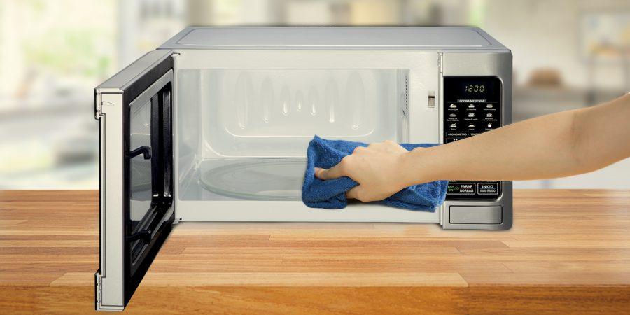 LG: Tips de limpieza y uso correcto del microondas