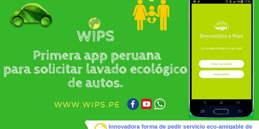 Jóvenes innovadores fomentan el ahorro del agua mediante lavado ecológico de autos