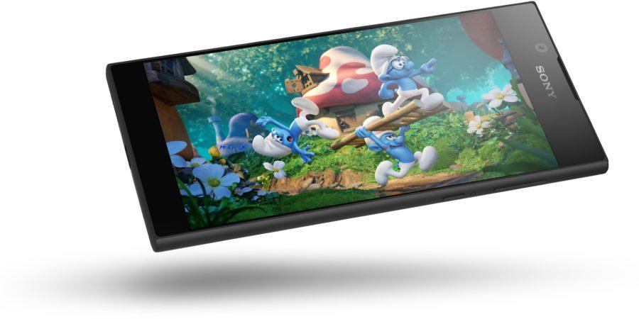 Xperia L1: un smartphone moderno con una pantalla impresionante y un rendimiento impecable