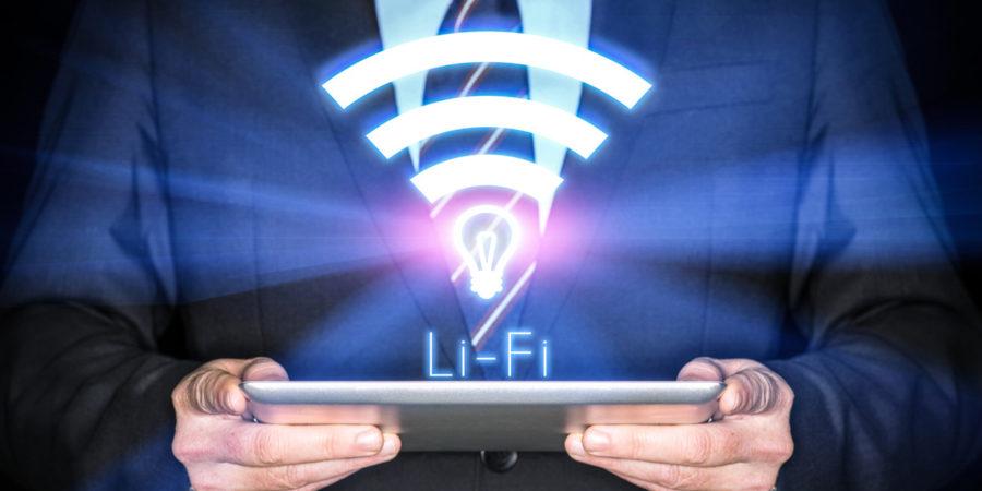 LiFi ya es 100 veces más rápida que el WiFi y alcanza los 42.8 Gbps