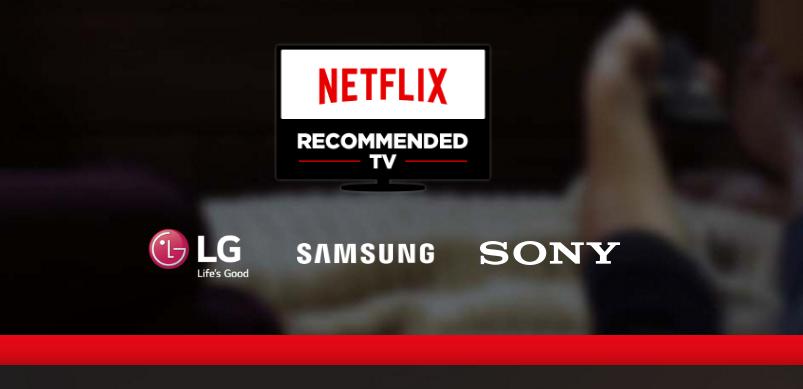 Estos son los televisores recomendados para Netflix en 2017