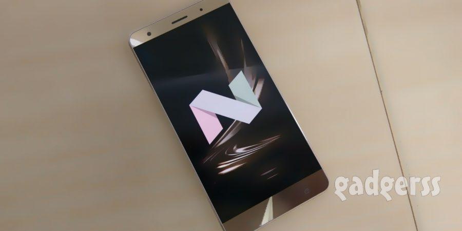 El ASUS Zenfone 3 Deluxe se actualiza a Android 7.0 Nougat