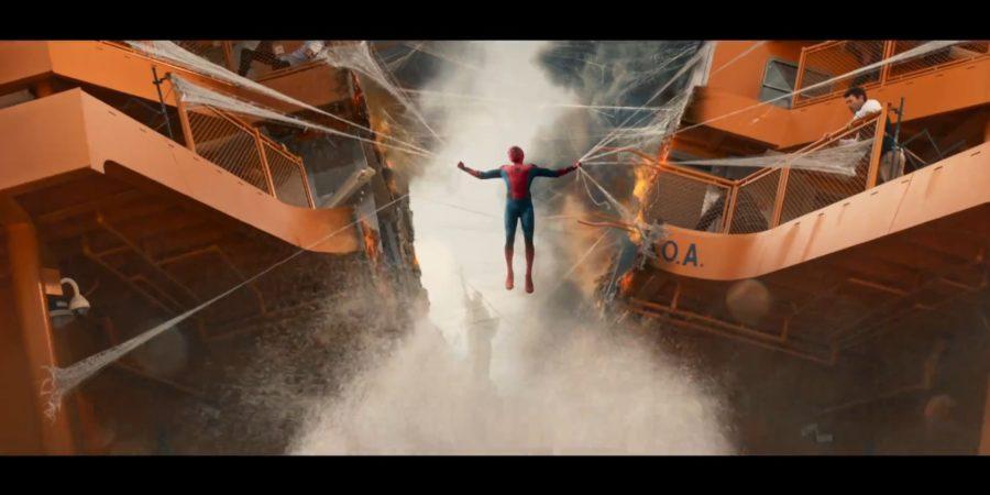 """El nuevo trailer de """"Spider-Man: Homecoming"""" llega con mucho de IronMan"""