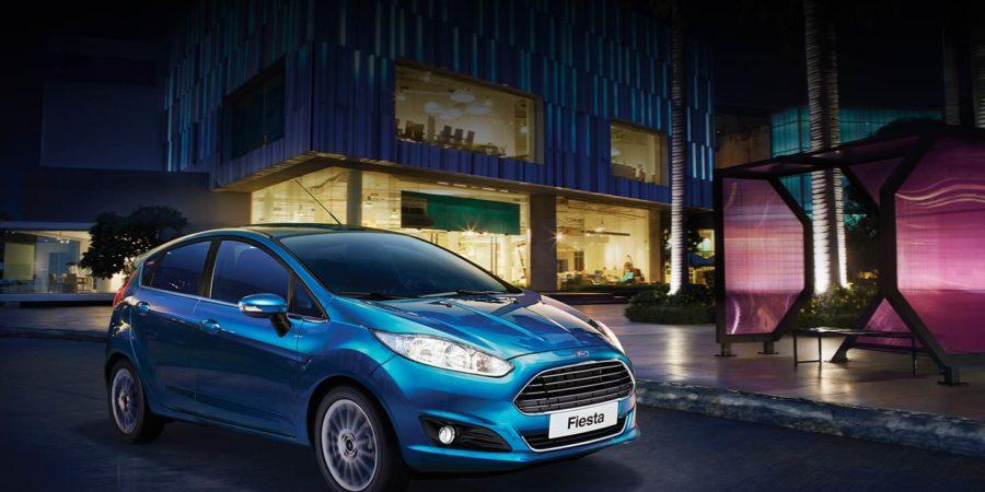 Las nuevas versiones de Ford Fiesta siguen manteniendo su gran tecnología y espectacular diseño