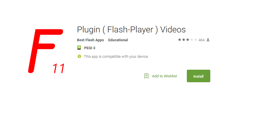 ESET advierte sobre una estafa relacionada a Adobe Flash Player en Google Play