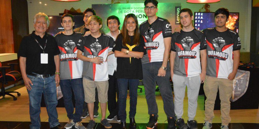 Estreno mundial Lenovo: Primer documental sobre la escena gamer en el Perú