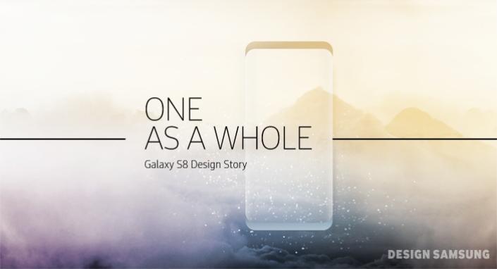 Samsung nos cuenta la historia de diseño de Galaxy S8