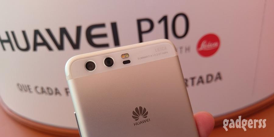 El Huawei P10 obtiene los primeros lugares en pruebas de cámara realizadas por DxOMark