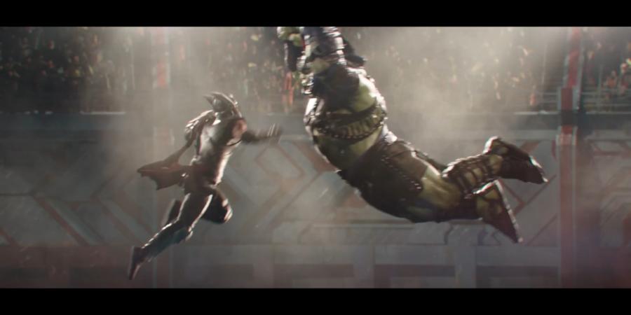 """No te puedes perder el espectacular primer adelanto de """"Thor – Ragnarok"""""""