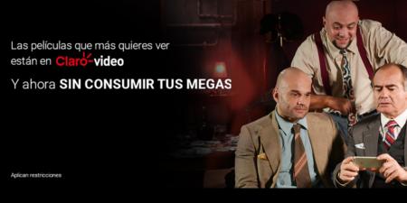 Con los planes Claro Max ahora puedes acceder al contenido de Claro Video sin consumir tus megas