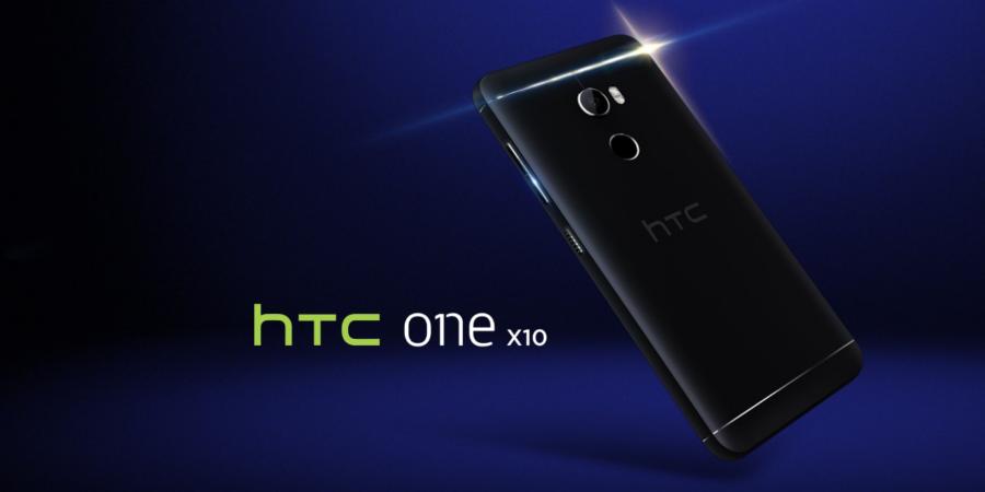 HTC anuncia un nuevo gama media con gran batería, el HTC One X10