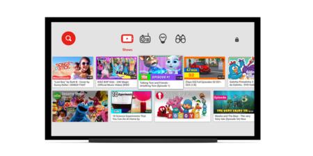 YouTube Kids llega a los televisores de LG, Samsung y Sony