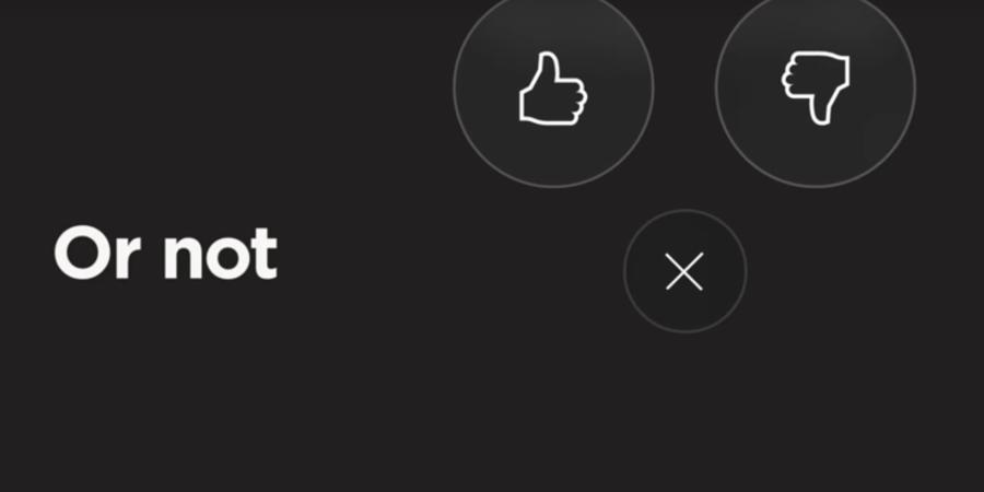 Netflix cambia su sistema de calificación de estrellas por pulgares