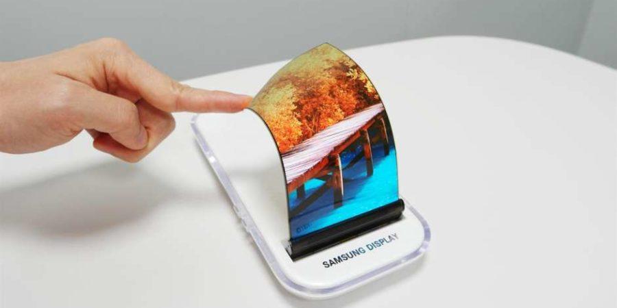 Samsung lanzará comercialmente sus pantallas plegables en 2019