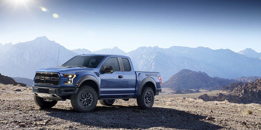 New Ford Raptor 2017 llegó al Perú preparada para desafiar las más extremas emociones