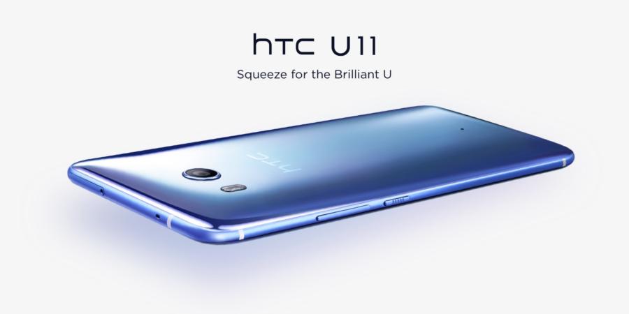 El HTC U11 ya es oficial, un duro rival para la gama alta