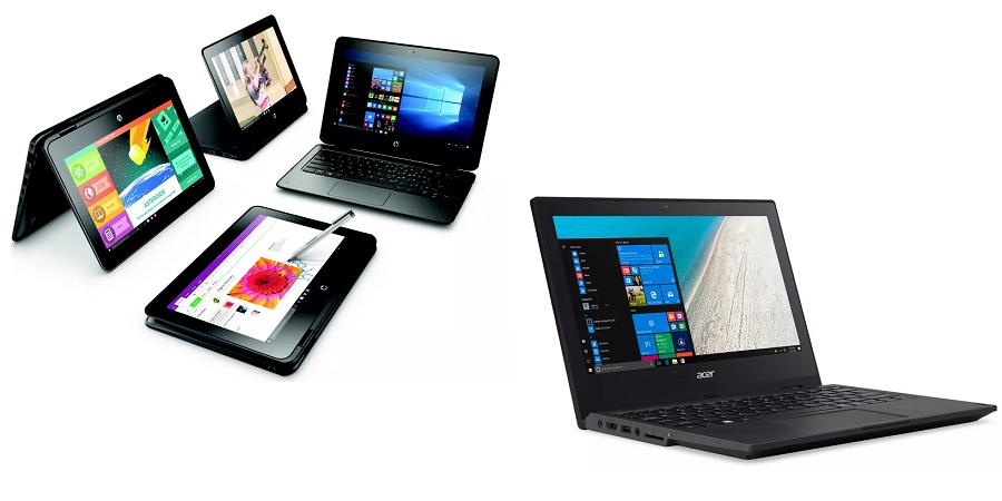 HP y Acer anuncian dispositivos con Windows 10 S a US$299