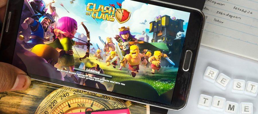 Fanáticos del popular juego Clash of Clans son el blanco de ataques de phishing