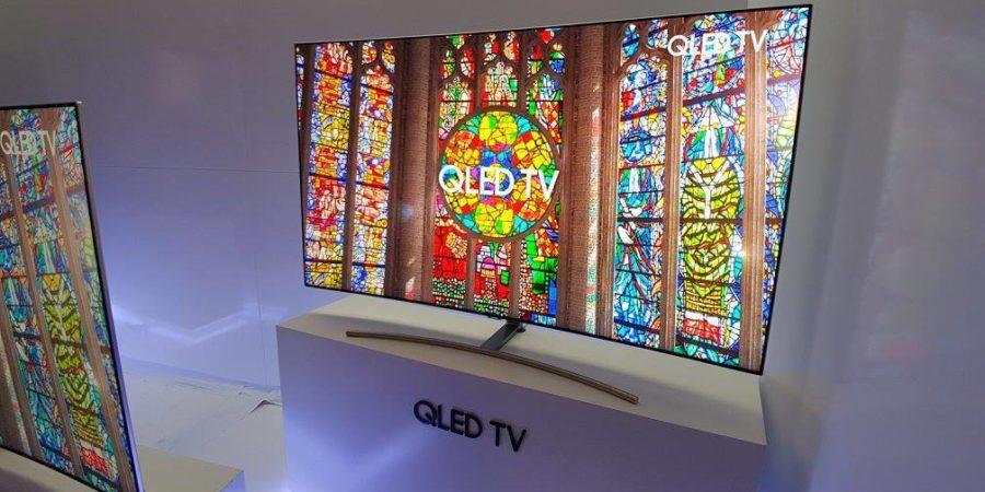 Disfruta de los televisores QLED TV de Samsung sin preocuparte del efecto sombra o fantasma