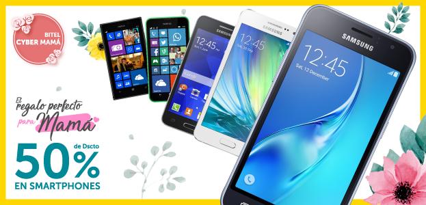 Bitel saca muy buenas ofertas para comprar smartphones samsung y nokia para mamá